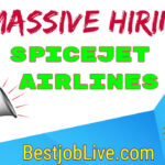 SpiceJet Airlines Jobs for freshers